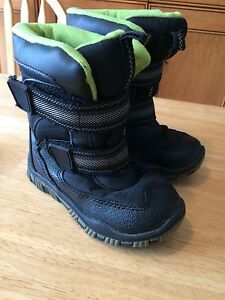 Boys Winter Boots Toddler Size 8