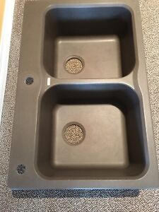 Double Kitchen Sink | Kijiji in Winnipeg. - Buy, Sell & Save with ...