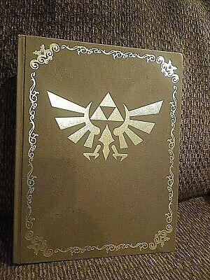 The Legend of Zelda: Twilight Princess HD Prima Collector's Strategy Game Guide