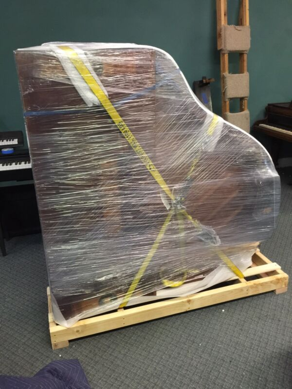 Pad and Pallet Service ONLY for Baby Grand Piano Shell/Keyboard Stand see desc