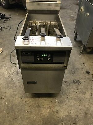 Pitco Tb-sgf-14 Open Fryer 40-50 Lbs
