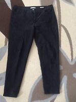 Black washed jeans size 14 large pants