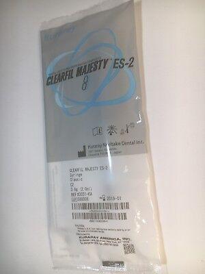Kuraray Clearfil Majesty Es-2 C2 3031-ka Exp. 12019