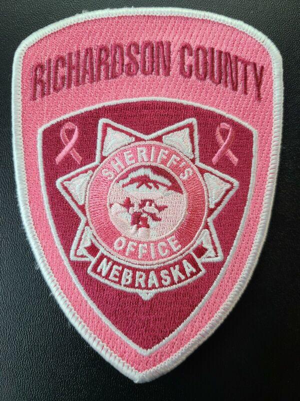 Richardson County Nebraska Sheriff