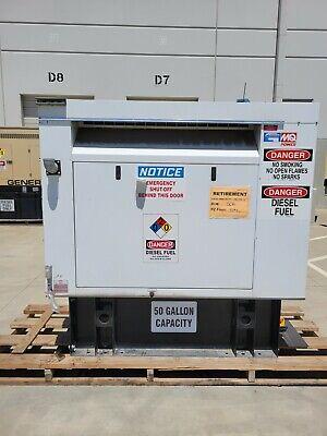 Mq Power Generator 20 Kilowatts M0p020ssp 44 Machine Hours Working