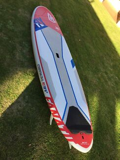 "FLY Fanatic 10'6"" SUP  West Perth Perth City Preview"