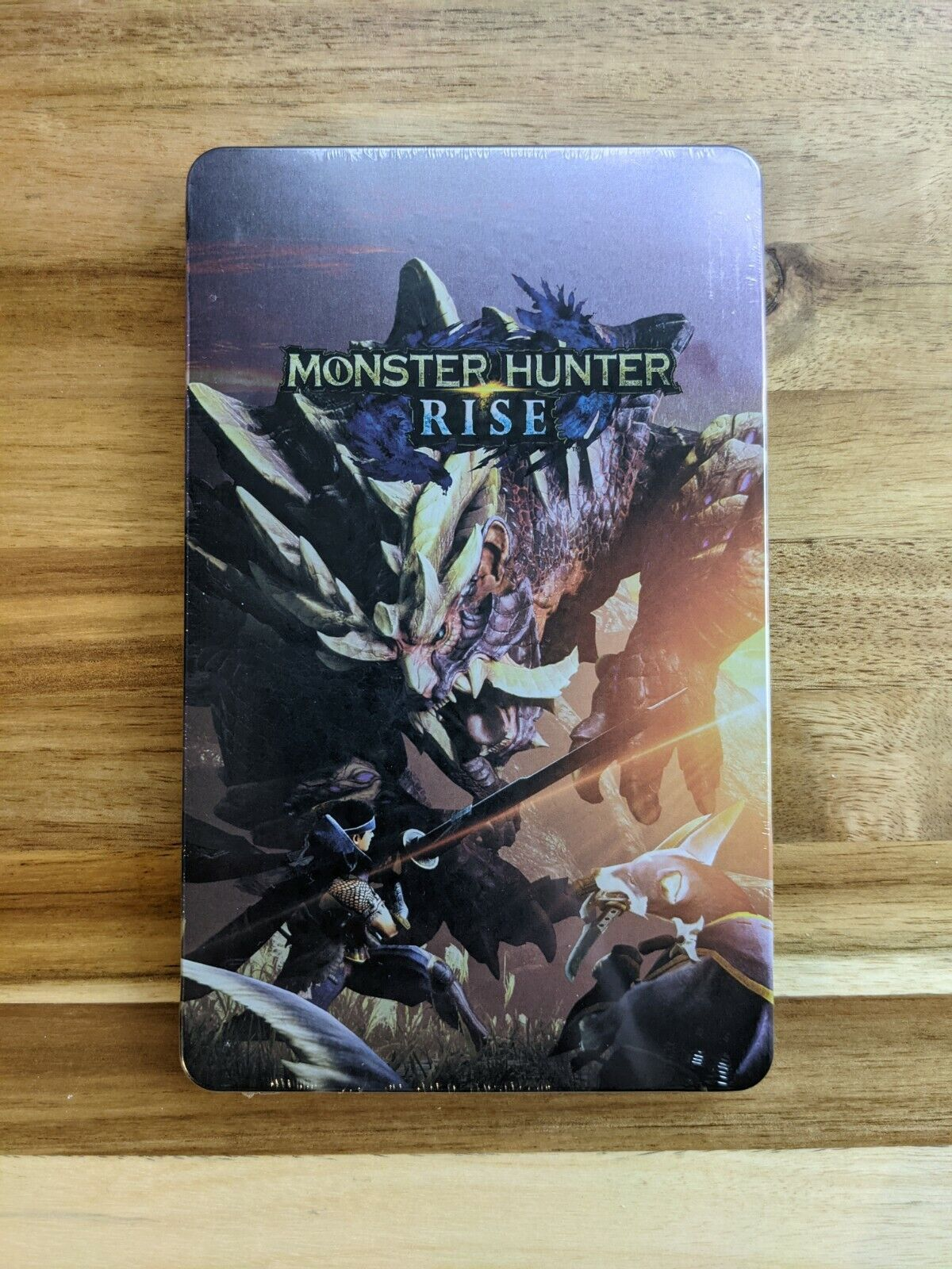 Monster Hunter Rise Steelbook New/Sealed Adult Owned And Ships Fast No Game - $33.51