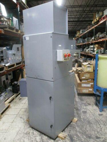 Simco Neutro-Vac Dust Collector DC-1500 5HP 230/460V 60Hz 3Ph Used