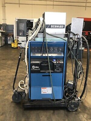 Miller Syncrowave 351 Acdc Tig Welding Machinr