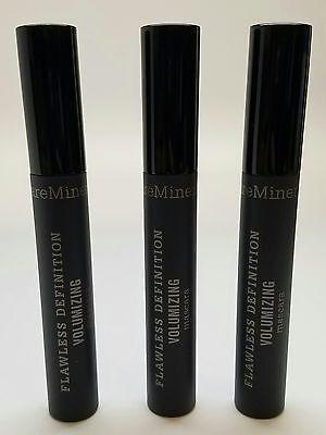 bareMinerals bare minerals Flawless Definition volumizing Mascara 0.3 oz (3 Pack ()