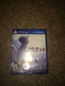 MLB the show 14