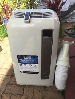 Delonghi 3.5KW Reverse Cycle Portable Air condition like new