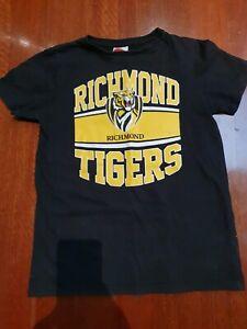 Richmond Tigers kids tshirt size 10