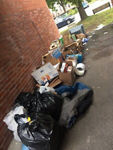 MONTREAL JUNK BOSS -Express waste removal service