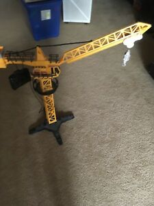 Working crane toy 20$ OBO