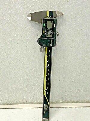Mitutoyo 500-196-20 Absolute Digimatic Caliper Cd-6 Csx Wcase 247b