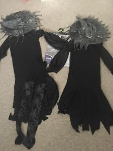 Matching witch costumes