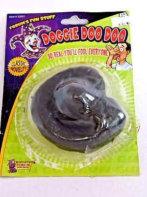 Trick Or Treat Jokes Halloween (Fake Dog Poop Joke Prank Halloween Trick Or Treat Novelty Costume)