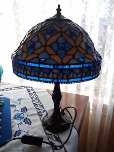 Leadlight lamp Moonah Glenorchy Area Preview