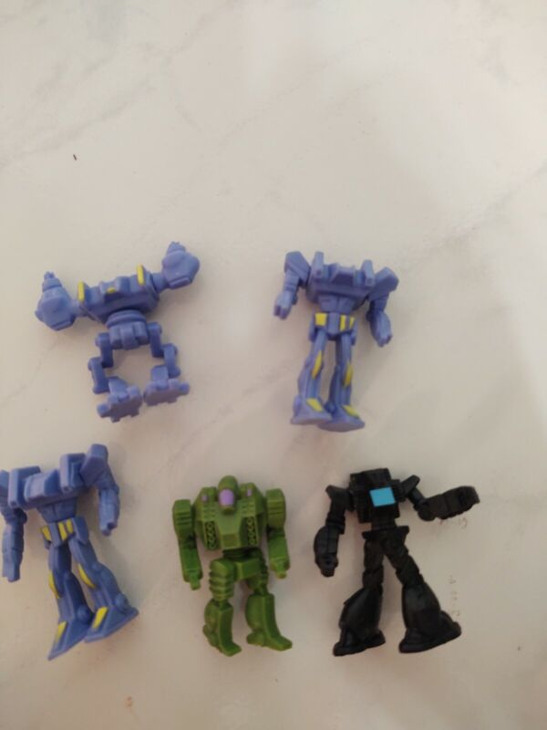Gumball Prize Lot Robots