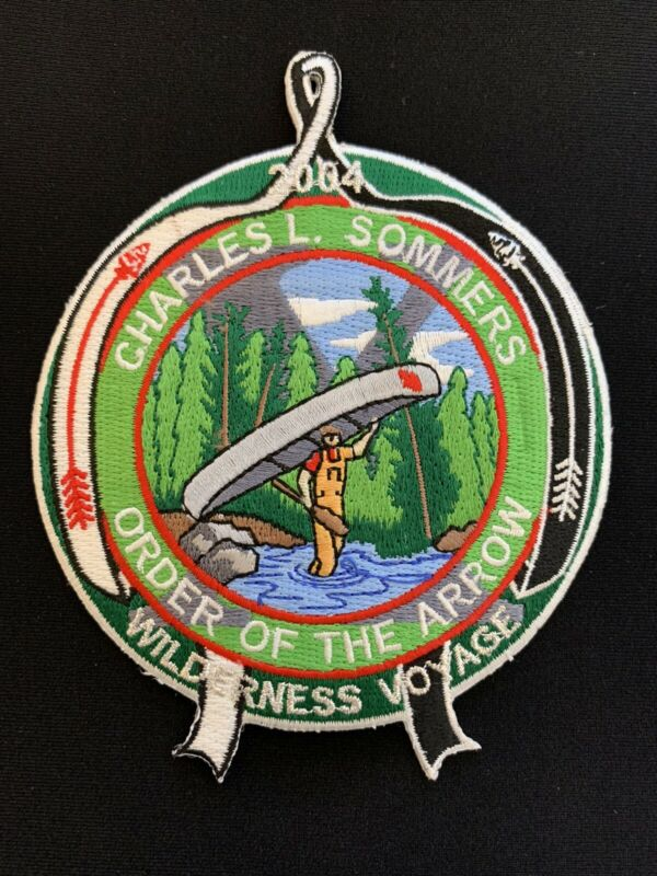 OA Wilderness Voyage Staff 2004 Order of the Arrow Northern Tier High Adventure