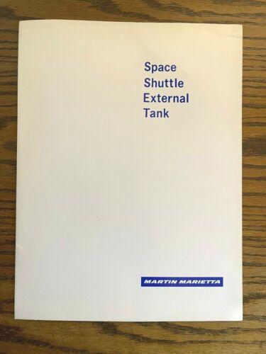 1980 Martin Marietta MAF Space Shuttle External Tank Prints, Open House, Folder