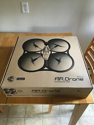 AR Parrot Drone 1.0 Quadcopter Air Base