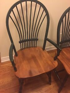 Solid Hardwood Chairs
