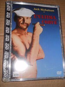 L'ultima corvè dvd sigillato edizione jewel box -Jack Nicholson - Italia - L'ultima corvè dvd sigillato edizione jewel box -Jack Nicholson - Italia