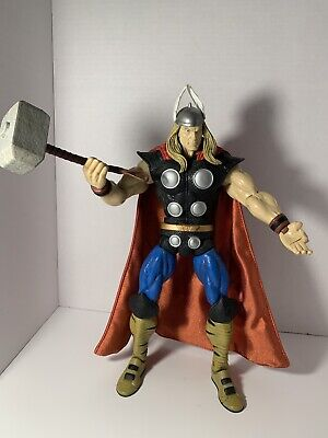 """Thor 12"""" action figure 2006 Hasbro Marvel Legends Icons Series"""