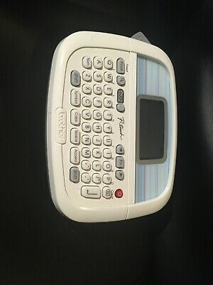 Brother P Touch Pt 90 Label Maker Works Battery Powered Operated