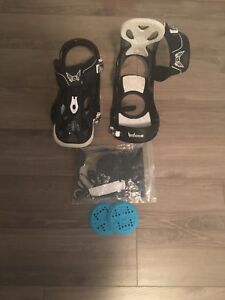 Excellent condition snowboard bindings