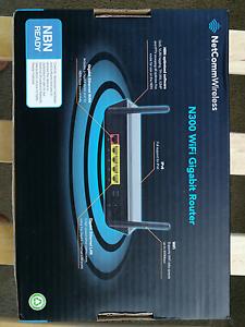 N300 Wifi gigabit router Carlton Melbourne City Preview