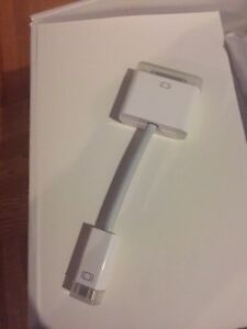 Apple Display Port to DVI adapter