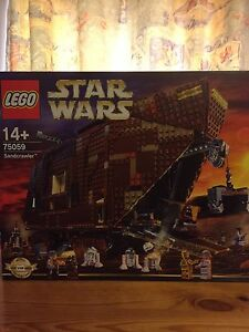 Lego Star Wars Sandcrawler   New in box Myaree Melville Area Preview
