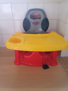 Cars booster high chair  $10 Werrington Penrith Area Preview
