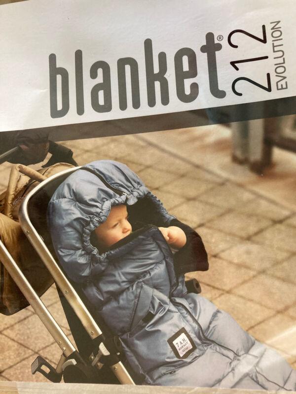 7AM ENFANT Blanket  212 infant Toddler Pre schooler 2 extensions NICE