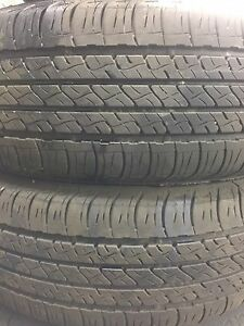 2 cheap tires 195/65R15