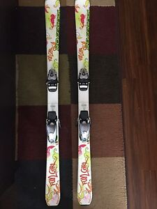 Junior Girls ski and boot package