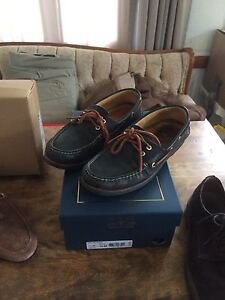 Sperry men's shoes.