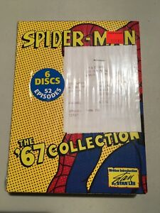 Classic Spider-Man 67 collection
