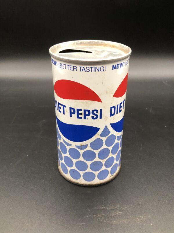 Vintage Diet Pepsi Can