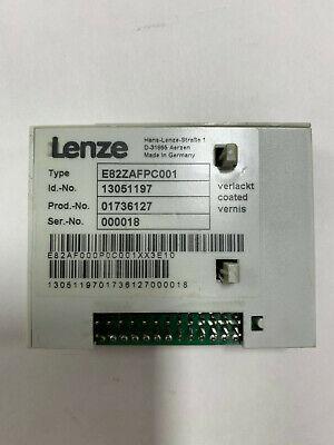 Lenze E82zafpc001 Profibus Module Tested