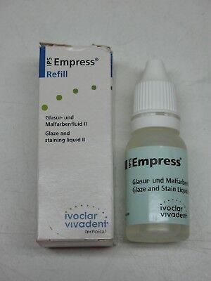 Ivoclar Ips Empress Universal Stain And Glaze Liquid For Dental Porcelain