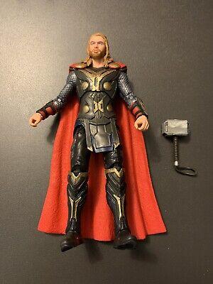 "Marvel Legends Studios First 10 Ten Years MCU Dark World Thor 6"" Figure"
