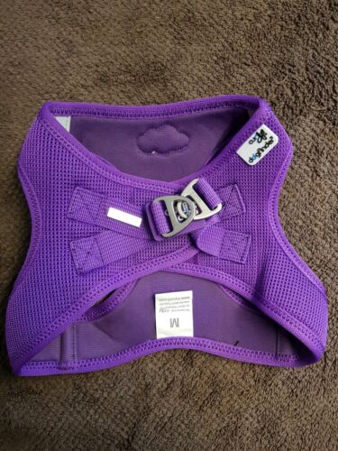 Curli Plush Geschirr Gr. M Purple Special Edition Lila Curly