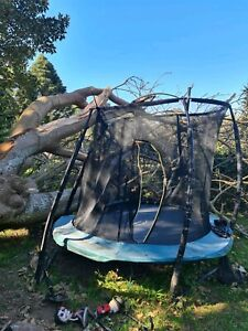 Kahuna 8ft trampoline for parts