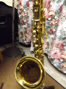 Conn Chu Berry Tenor Saxophone