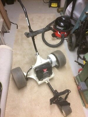 Powacaddy Classic Golf Trolley With New Battery