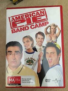 American Pie: Band Camp - DVD R4 - FREE POSTAGE Cranbourne North Casey Area Preview